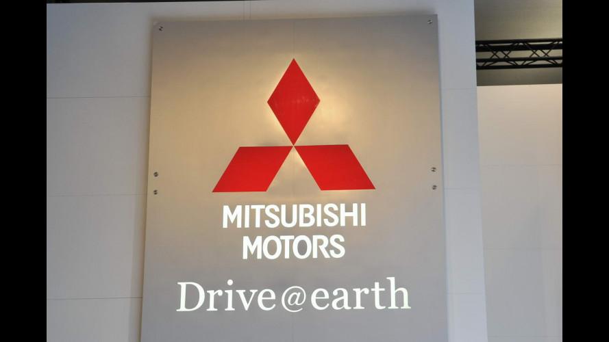 Mitsubishi al Salone di Parigi 2012