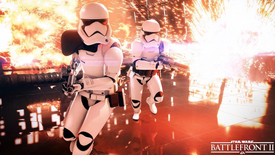 Star Wars Battlefront II arriva a novembre 2017 [VIDEO]