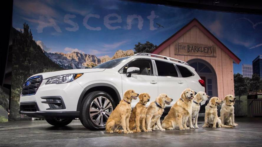 SUV Roundup: People Movers Are Popular At The L.A. Auto Show