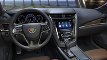2014 Cadillac CTS official pictures 26.3.2013