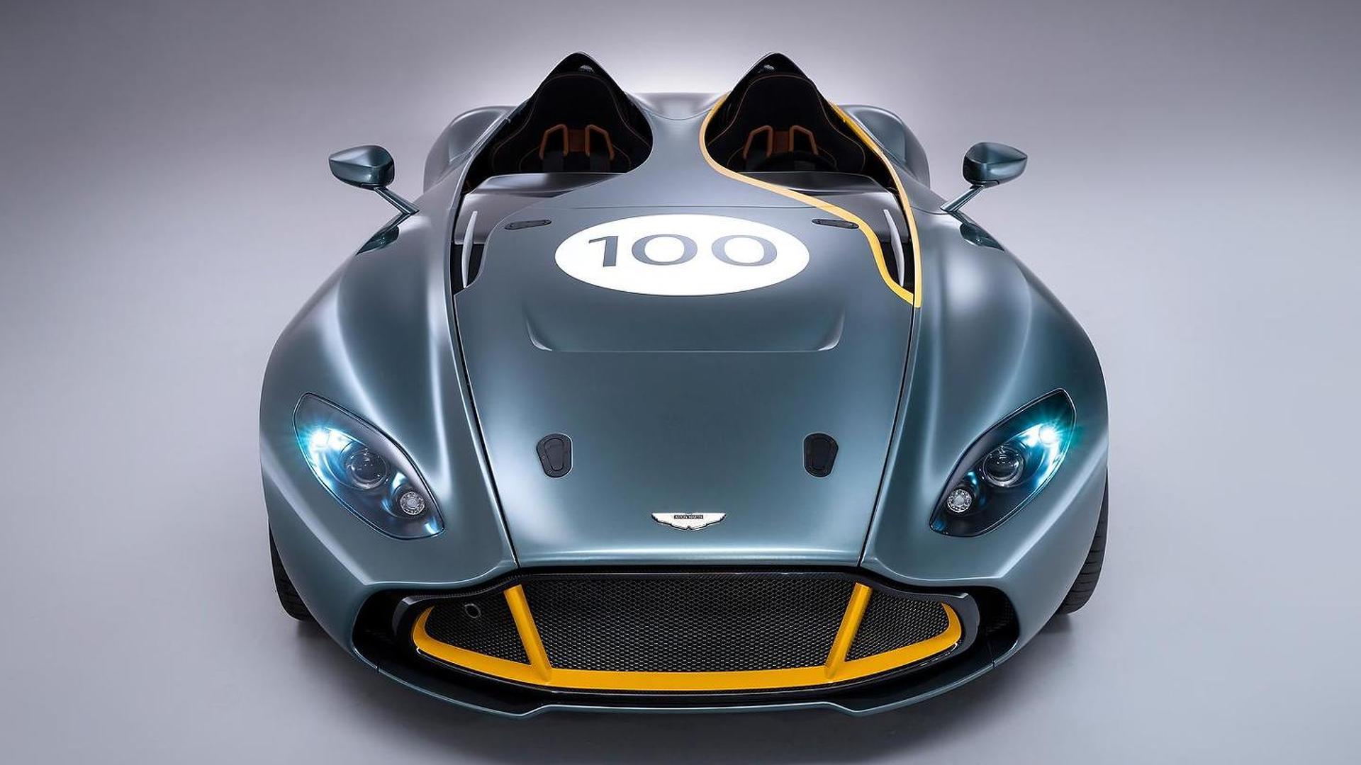 aston martin cc100 concept drivenjay leno
