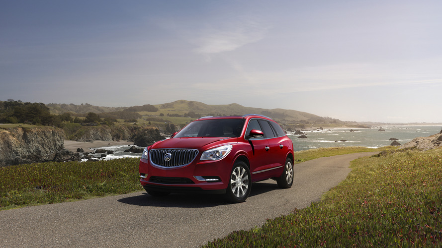 Buick Enclave gets Sport Touring Edition for New York