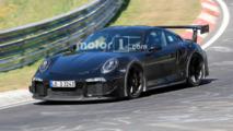 Porsche 911 GT2 Spy Pics