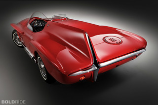 On to the Future: the 1960 Plymouth XNR
