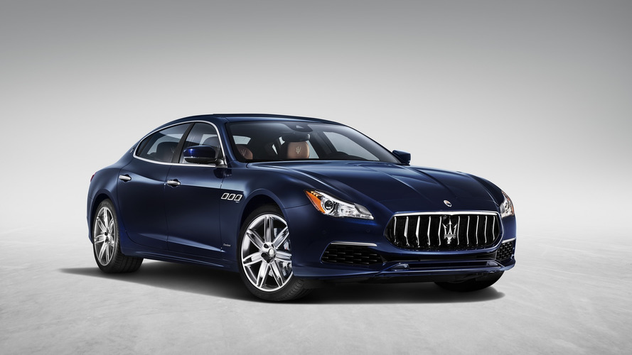 Maserati recalls Ghiblis, Quattroportes for locking rear wheels
