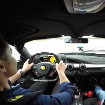 How Fast Is Fast? 214 MPH In A Ferrari LaFerrari