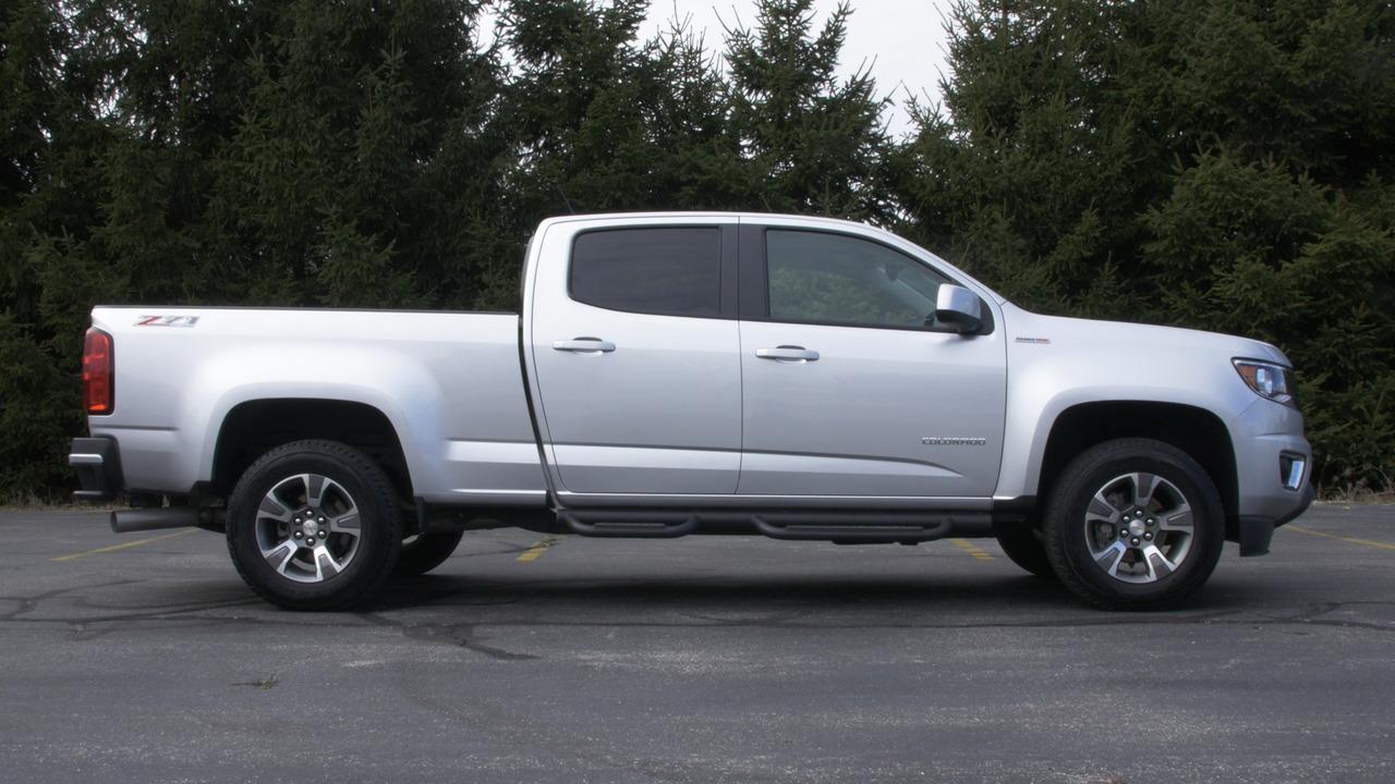 2016 Chevrolet Colorado Diesel   Why Buy Headliner