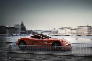 Unveiled: Ugur Sahin Design Alfa Romeo 12C GTS Concept