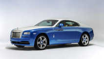 Rolls-Royce Nautical Wraith