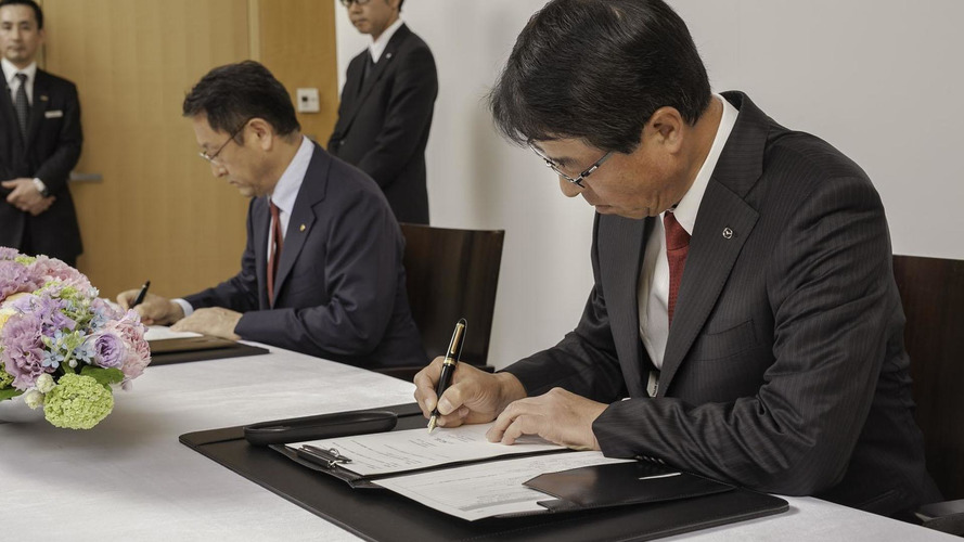 Toyota & Mazda Enter Into A Mutually Beneficial Long Term Partnership
