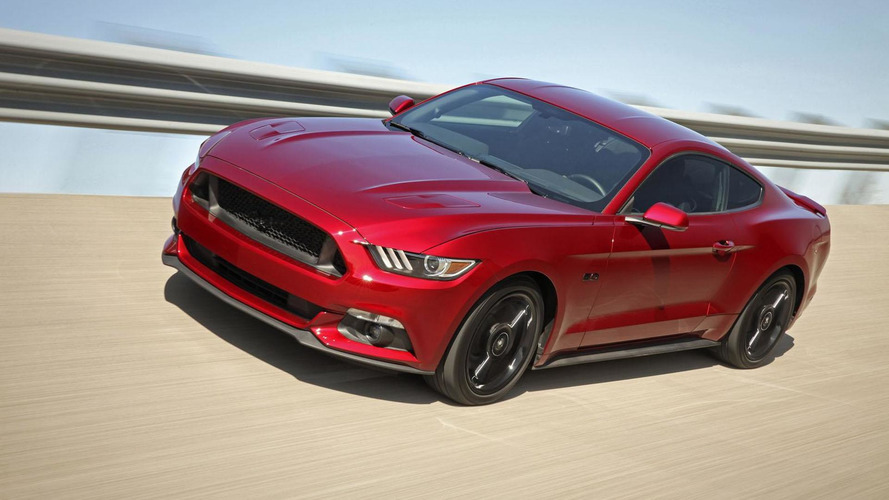 2016 Ford Mustang unveiled with new packages and options