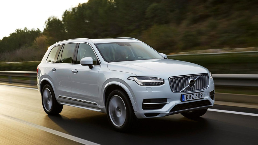 Volvo XC90 T8 Twin Engine emits just 49 g/km, returns 134.5 mpg UK