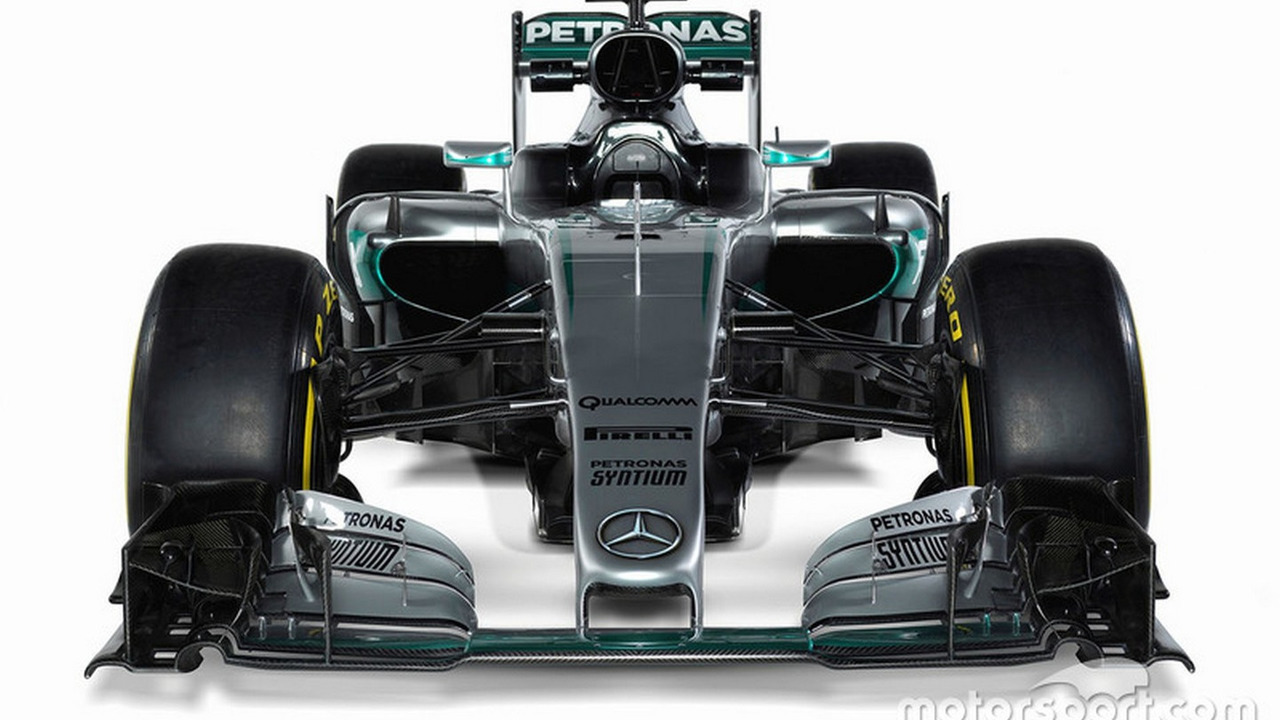 Mercedes-AMG F1 W07