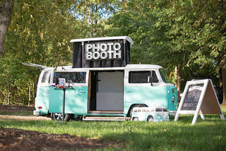 Say Cheese! This Volkswagen Van Is Also a Photo Booth
