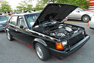 The Dodge Omni GLH and GLHS That Went Like Hell