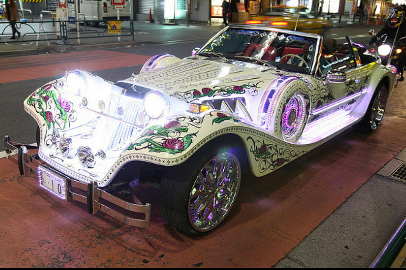 Mitsuoka Le Seyde is an Import We Can Get Behind