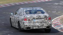 2016 BMW 7-Series M Sport Package spy photo