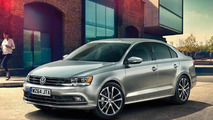 2015 Volkswagen Jetta facelift (UK-spec)