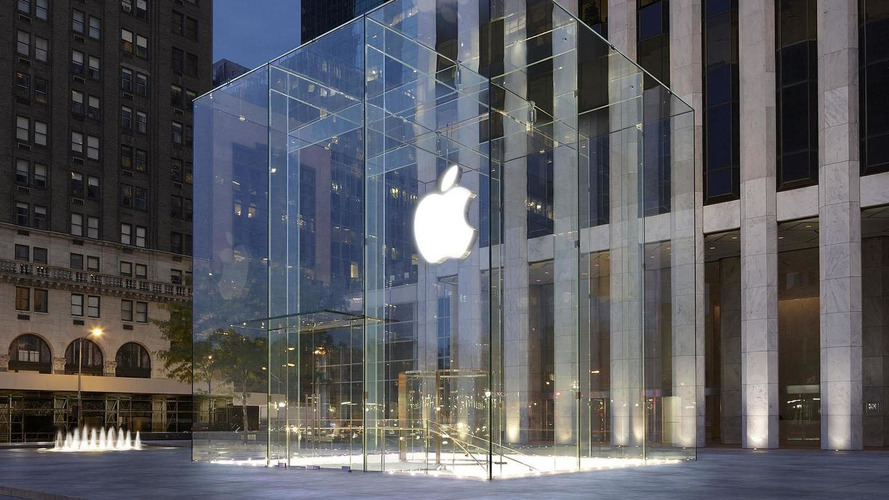 Apple car reportedly has a