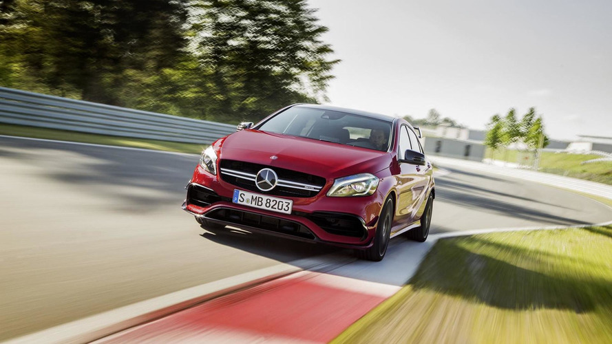 La future Mercedes-AMG A45 poussée à 400 chevaux ?