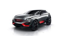 Peugeot Quartz concept