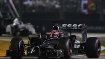 Jenson Button (GBR), 21.09.2014, Singapore Grand Prix, Singapore / XPB