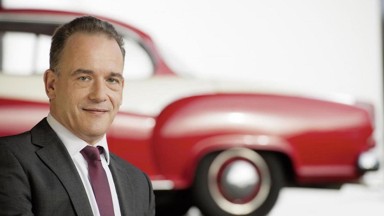 Borgward President AG Christian Borgward