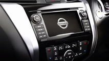 Next-gen Nissan Navara interior teased [video]