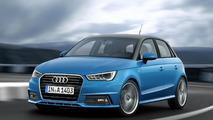 Audi A1 facelift