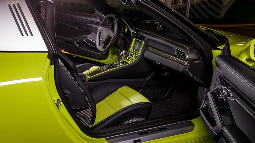 TechArt introduces their new styling program for the Porsche 911 Targa