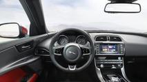 2015 Jaguar XE first photos (low res)