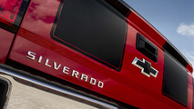2015 Chevrolet Silverado Rally Edition