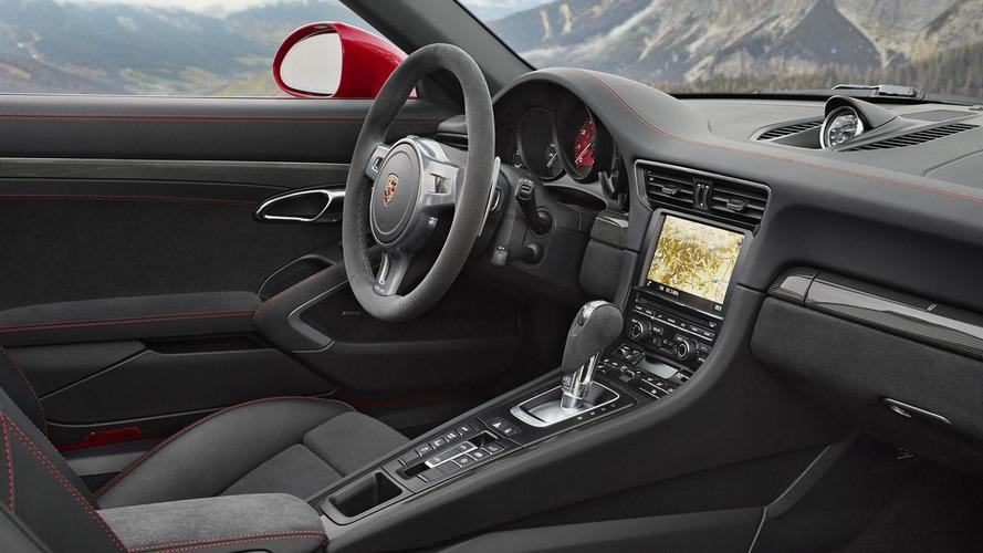Porsche 911 Targa 4 GTS unveiled in Detroit