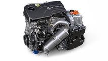 2016 Chevrolet Volt powertrain