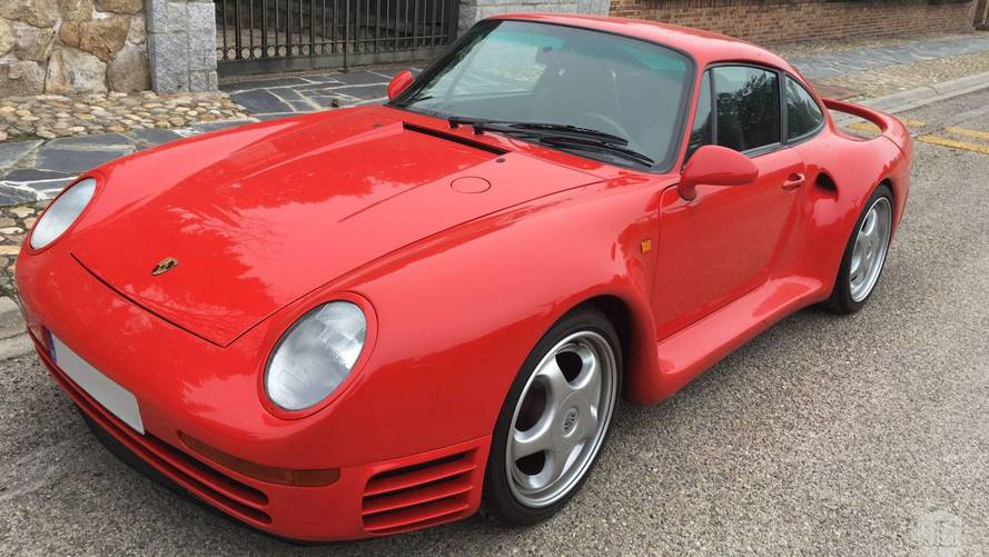 Is this Porsche 959 replica really worth £250K?