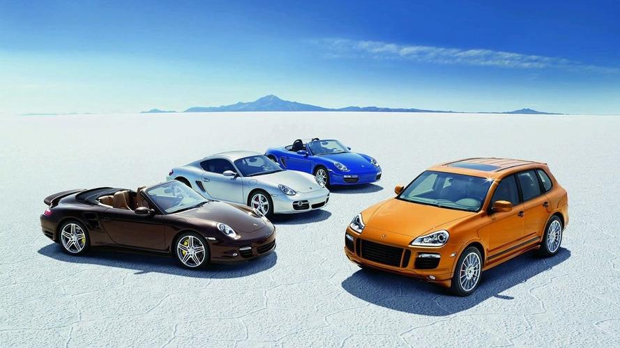 Porsche Tops J.D. Power and Associates Dependability Study