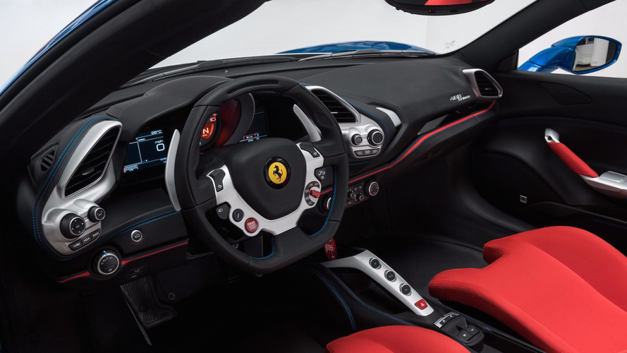 Ferrari 488 Spider 'Heartthrob'