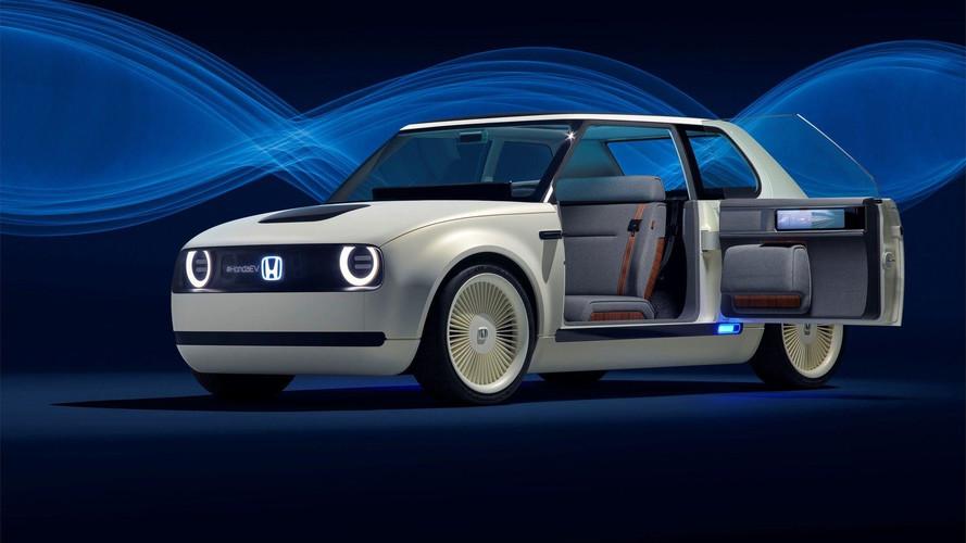 Döntsd el te, mire hasonlít legjobban a Honda Urban EV modellje