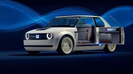 [VİDEO] Honda Urban EV konsepti