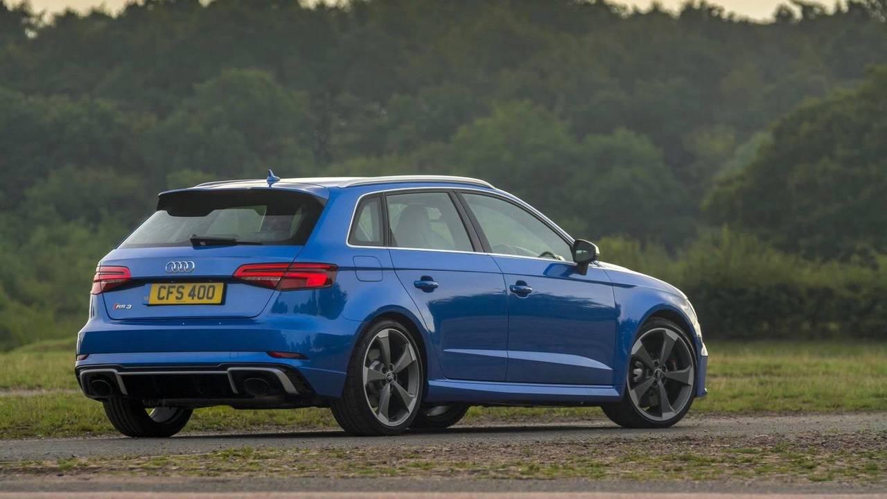 1 - Audi RS 3 Sportback : 400 ch