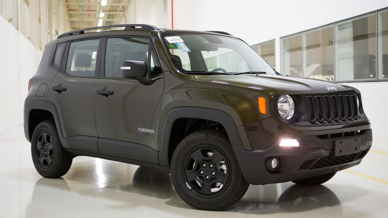 Jeep Renegade 2018 ganha novas versões, cores e preços