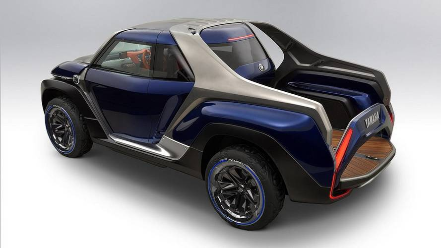 Yamaha Cross Hub Concept, el prototipo sorpresa de Tokio