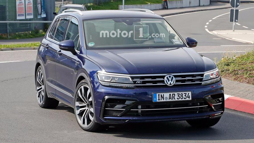 Mystery VW Tiguan R Test Mule Might Actually Be New Audi Q3 RS