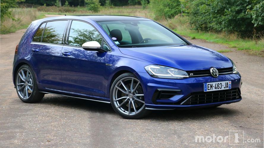 Essai Volkswagen Golf R (2017) - Paradoxe d'une polyvalence assumée