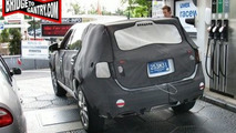 Saab 9-4x Prototype Spy Photo