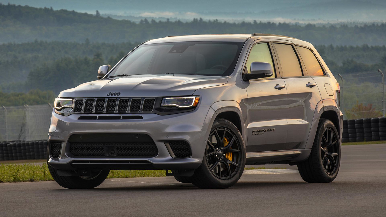 Jeep Cherokee Seating Capacity >> 2018 Jeep Grand Cherokee Trackhawk First Drive: Hellcat All The Things