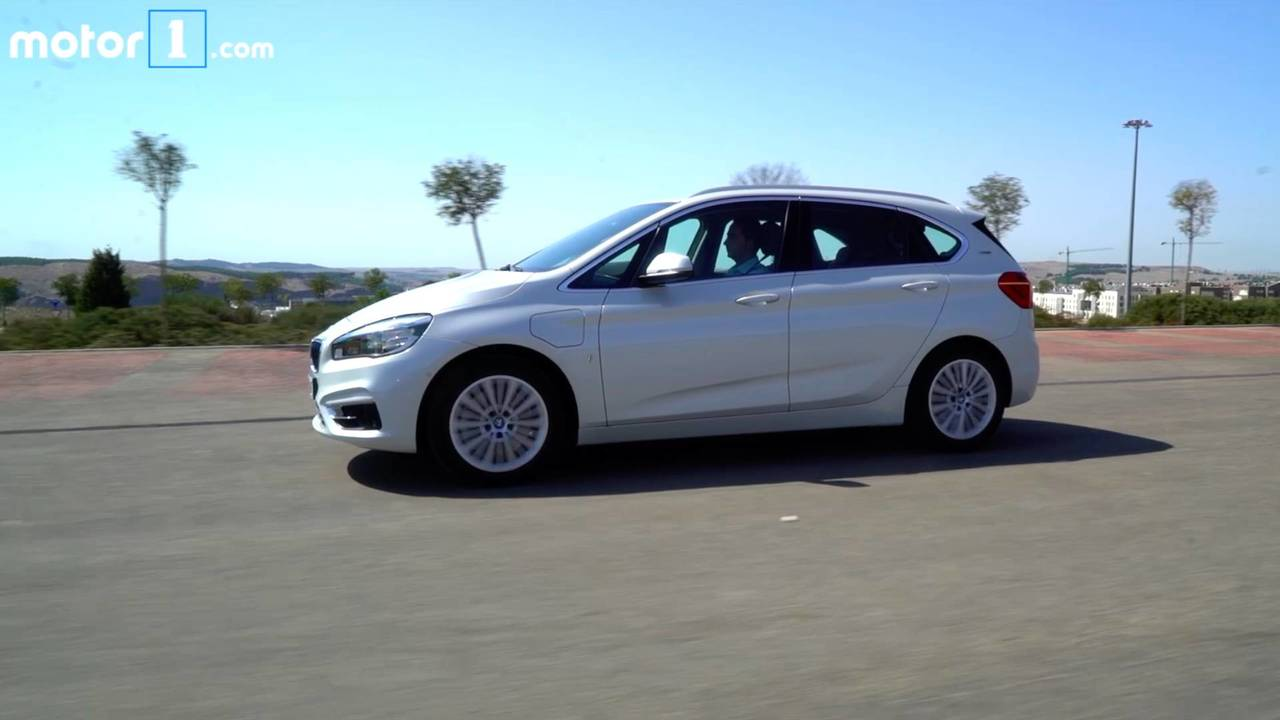 BMW Serie 2 Active Tourer híbrido
