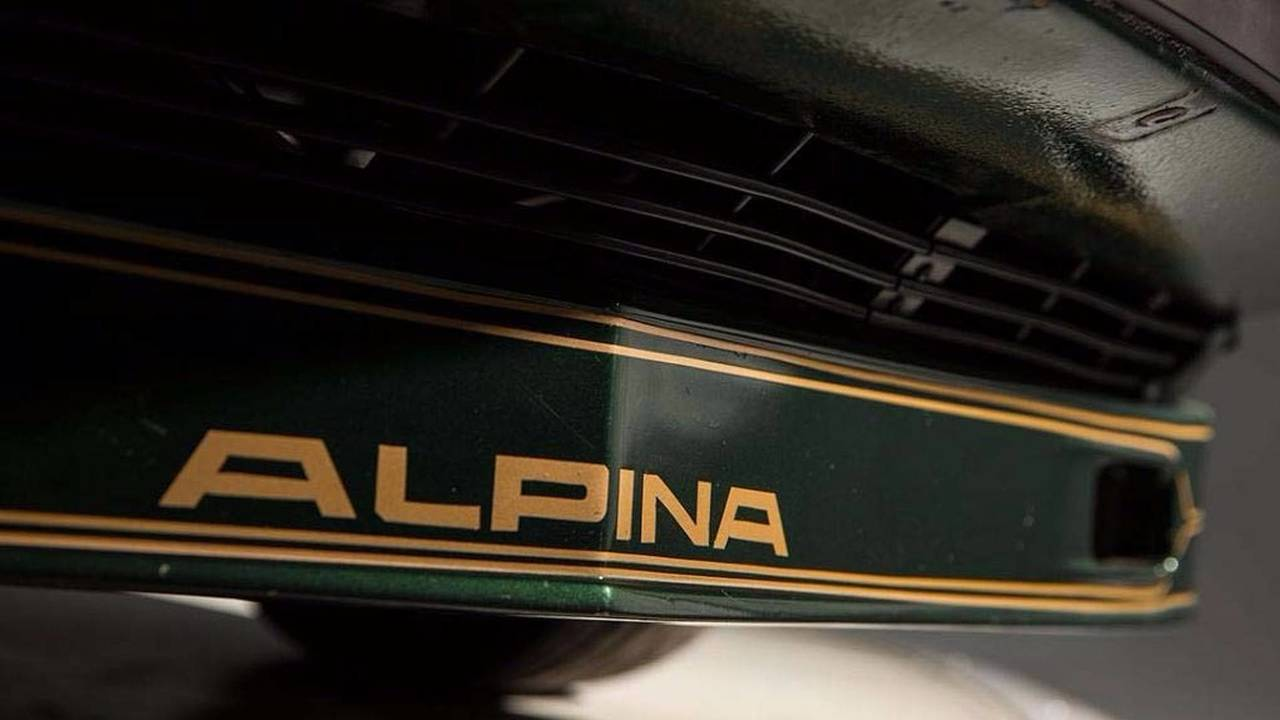 1982 BMW Alpina B7S Turbo Coupe