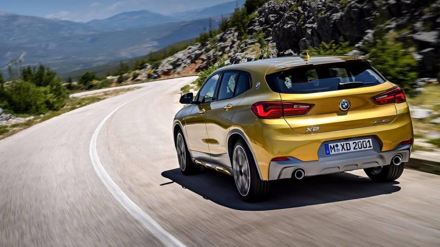 Primera prueba BMW X2 2018, ¿mejor que un X1?