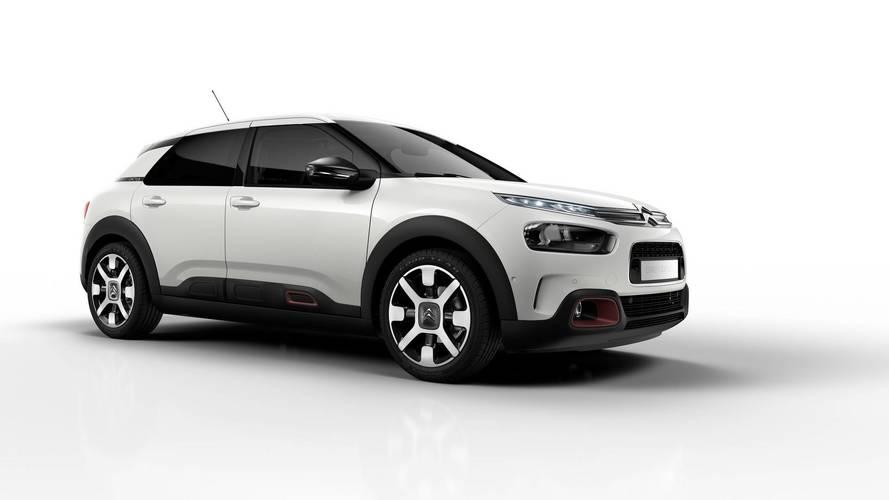 2018 Citroën C4 Cactus